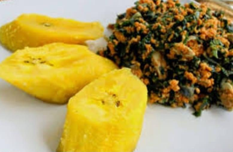 ndole plantains